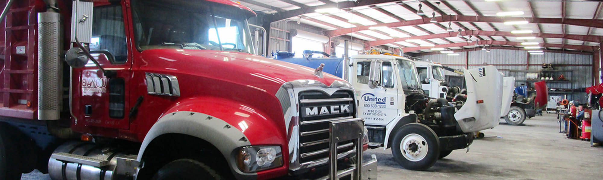 All Truck Parts & Equipment Co. Service Department